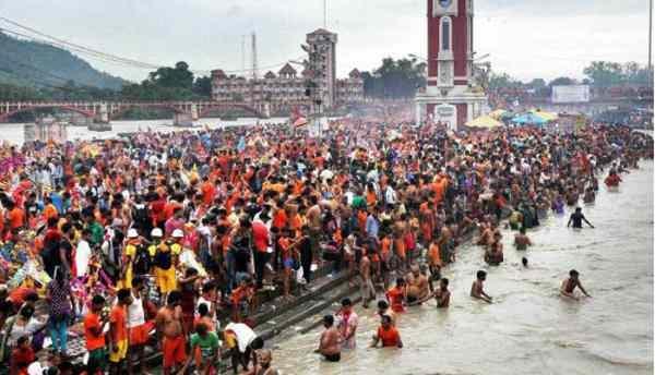 Ganga Dussehra Images