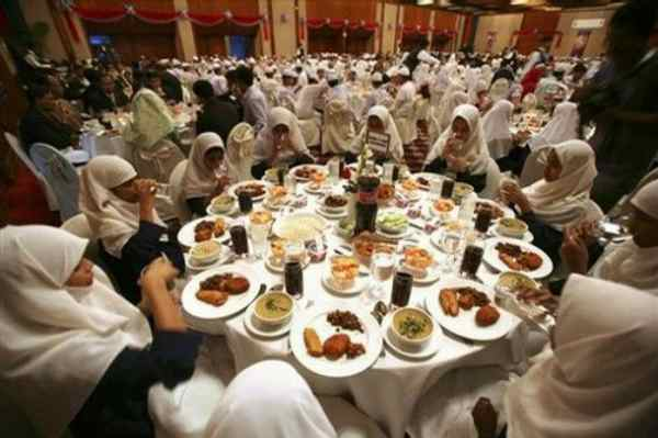 Iftar photo gallery