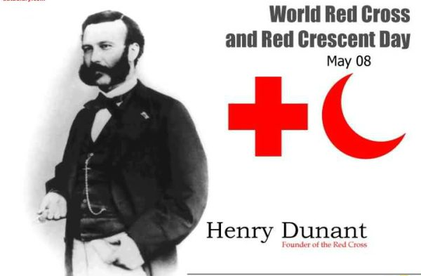 Picture of red cross day