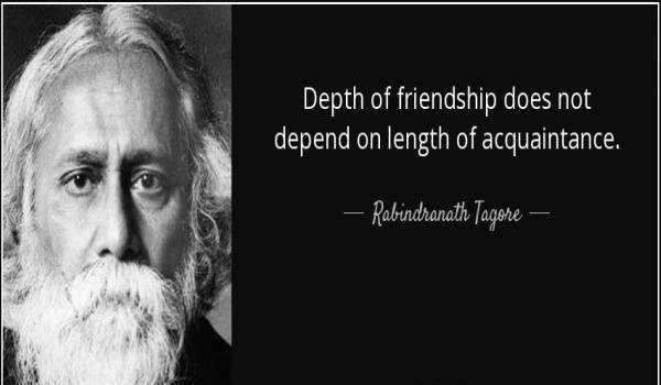 Rabindranath Tagore_Jayanti Status