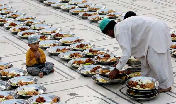 Ramadan iftar images