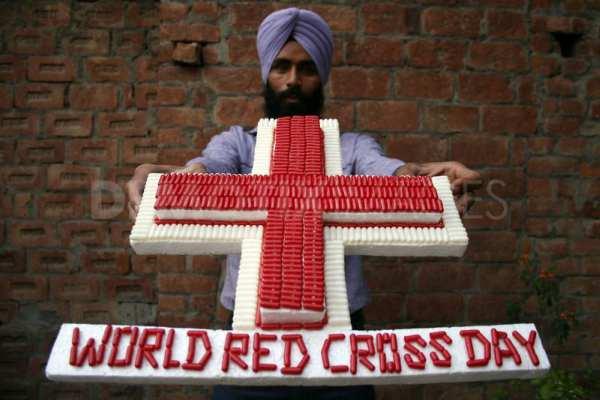 Red Cross Day Poem