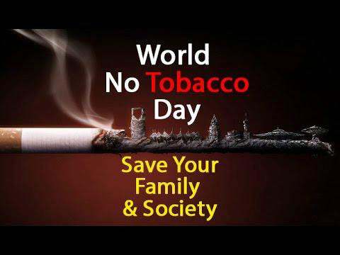 World Anti Tobacco Day Speech in Hindi