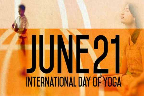 अंतर्राष्ट्रीय योग दिवस पर निबंध 2018