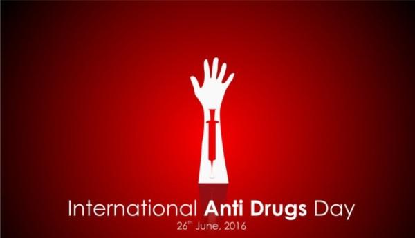 इंटरनेशनल डे अगेंस्ट ड्रग एब्यूज स्पीच