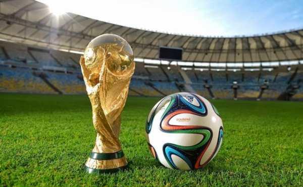 फीफा वर्ल्ड कप 2018