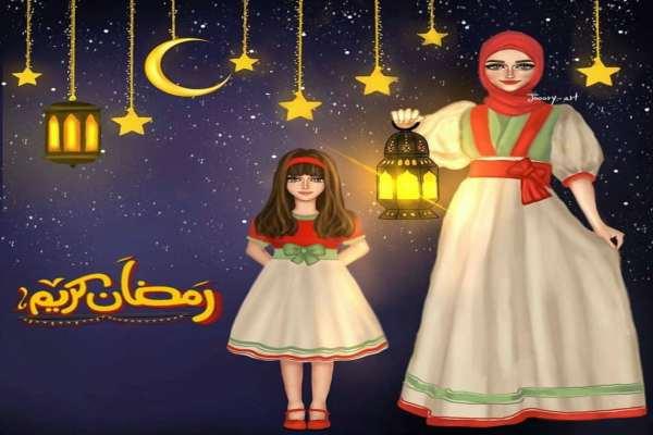 रमजान वाल्ल्पपेर्स फॉर गर्ल्स