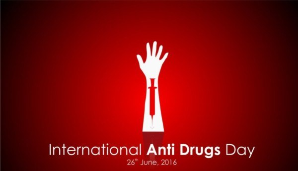 Anti Drug Day Posters