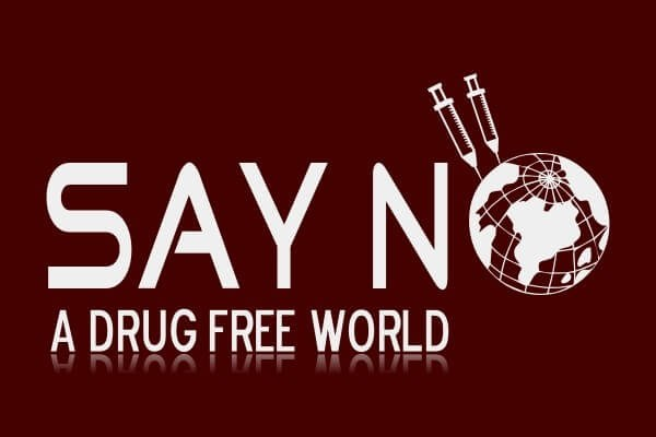 Anti drug day essay in Hindi