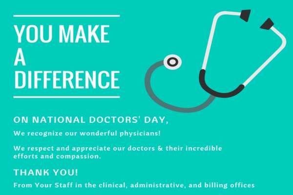 Doctors day quotes 2018