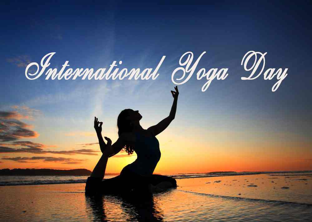 Happy International Yoga Day Quotes