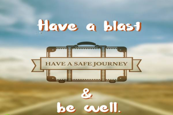 Happy Journey Wishes in Hindi
