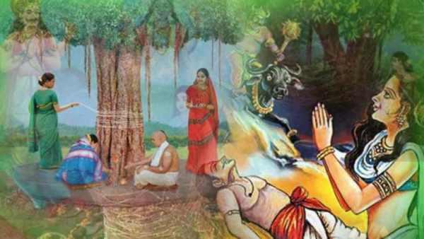Happy Vat Purnima Images