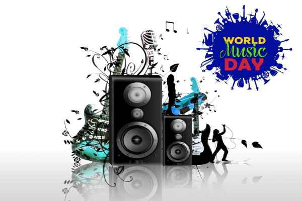 Happy World Music Day Hd Wallpapers