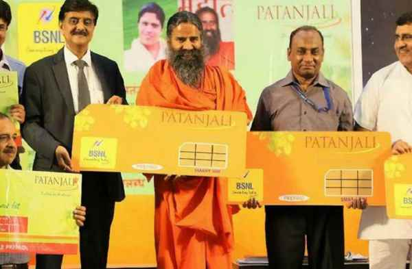 How to Get Patanjali Sim Card Free