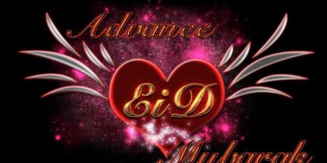 In Advance Eid Mubarak Images