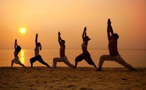 International Yoga Day Essay in Hindi