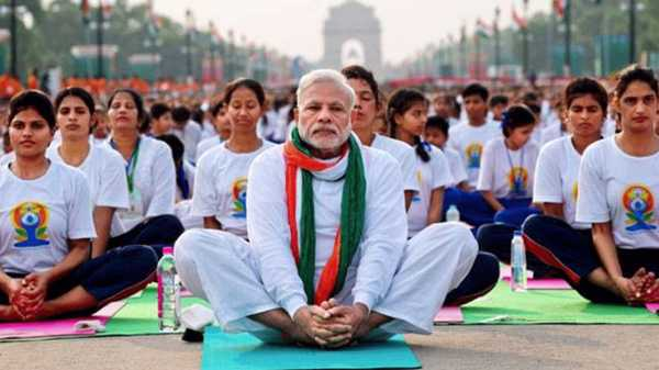 International Yoga Day Pictures
