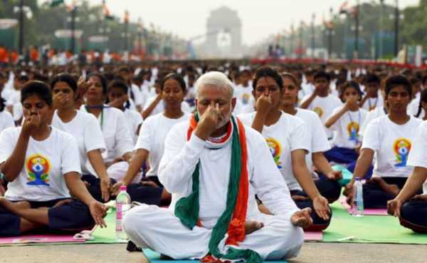 International Yoga Day Speech for Students in Hindi