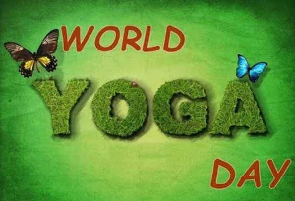 International Yoga Day Wishes in Hindi for WhatsApp
