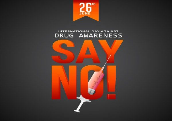 June 26 Anti Drug Day Posters