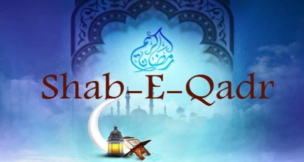 Ramzan ki Pehli Shab e Qadr