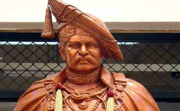 Shahu Maharaj Marathi Status