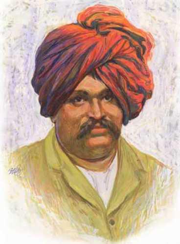 Shahu maharaj jayanti image
