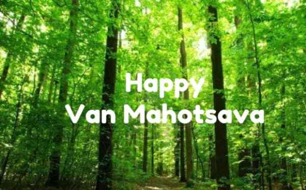 Van Mahotsav Speeches