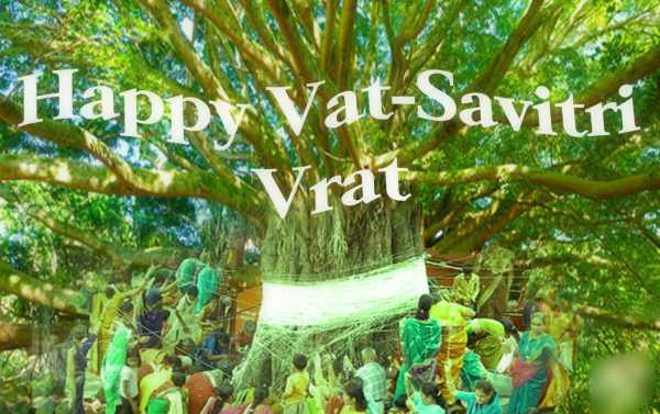 Vat Savitri Puja wishes  IMAGES, GIF, ANIMATED GIF, WALLPAPER, STICKER FOR WHATSAPP & FACEBOOK