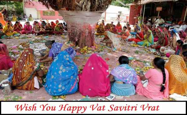 Festival of Purity, Compassion & Love!! Heartful wishes to all of you for Vat Savitri Puja  IMAGES, GIF, ANIMATED GIF, WALLPAPER, STICKER FOR WHATSAPP & FACEBOOK