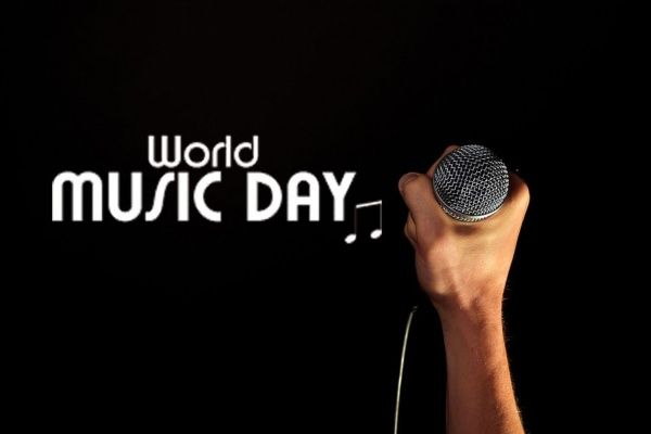 World Music Day Hd Wallpaper