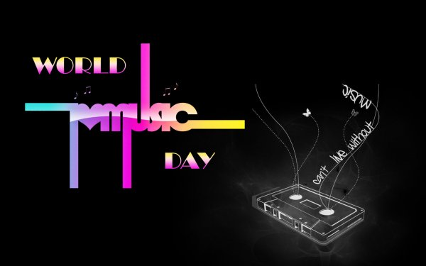 World Music Day Pic