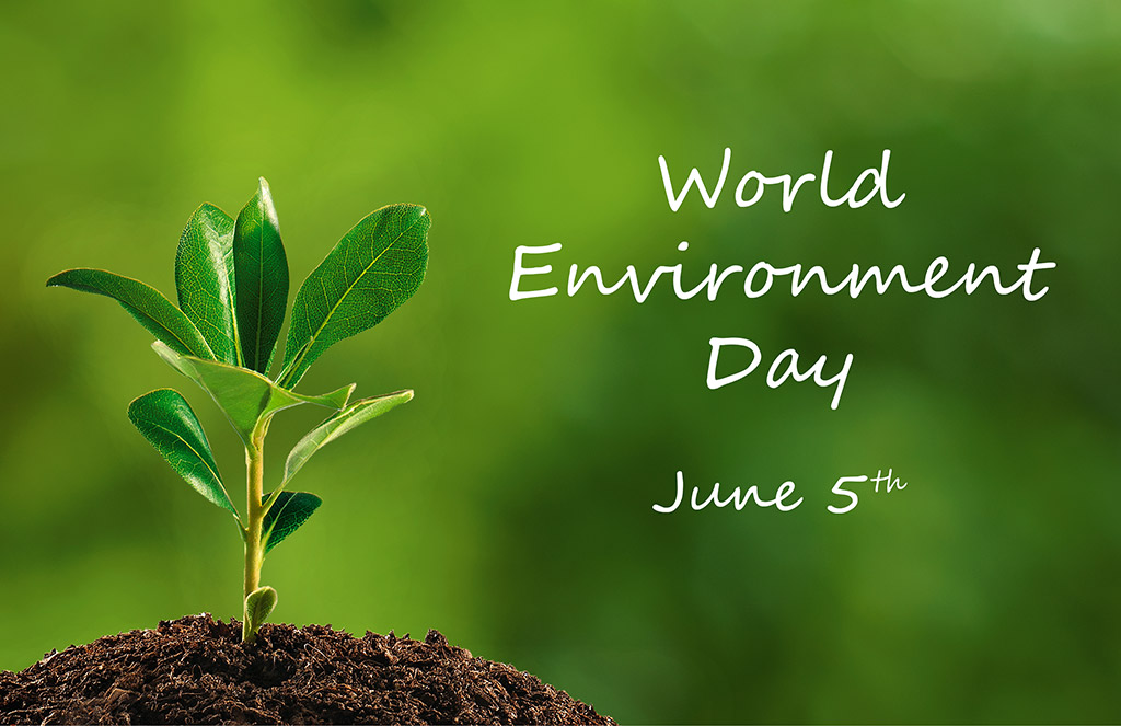 World environment day Photos with Message