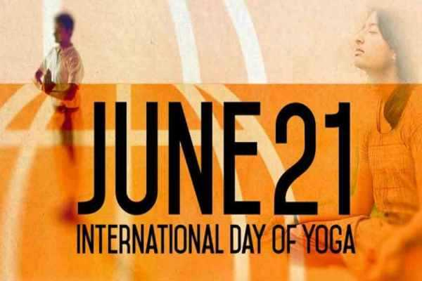 Yoga Day Hd Images