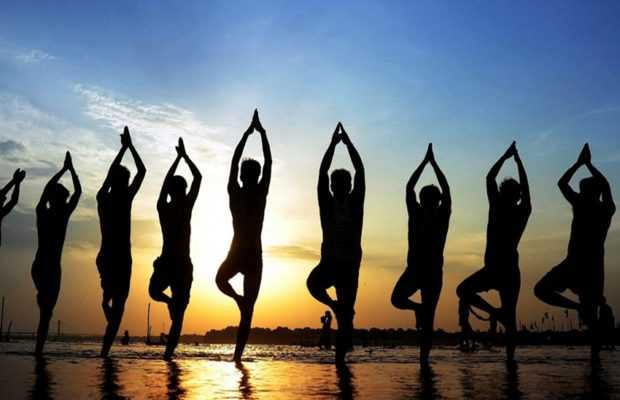 Yoga Day Images