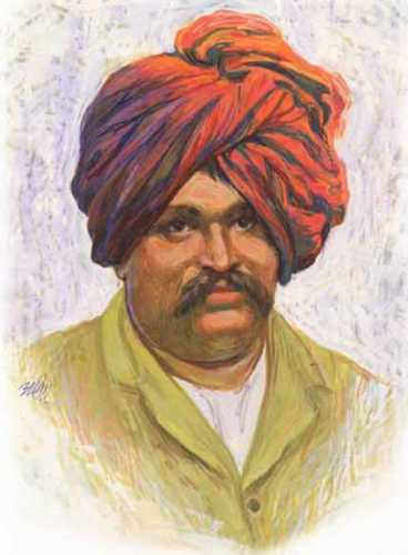 marathi kavita on shahu maharaj