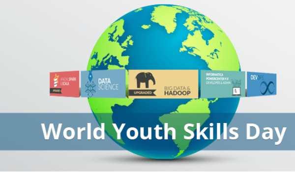 विश्व युवा कौशल दिवस पर शायरी