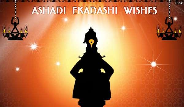 Ashadi Ekadashi Wishes Images