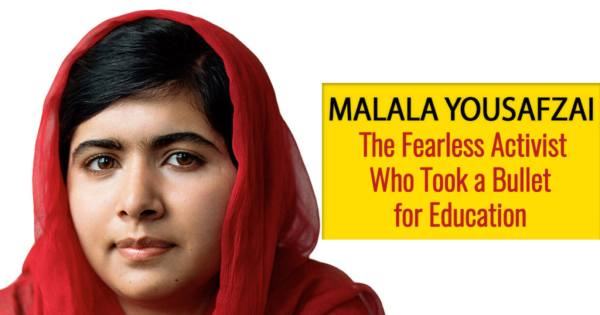 Essay On Malala Yousafzai Speech