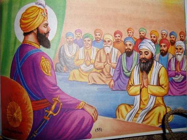 Guru Hargobind ji Images