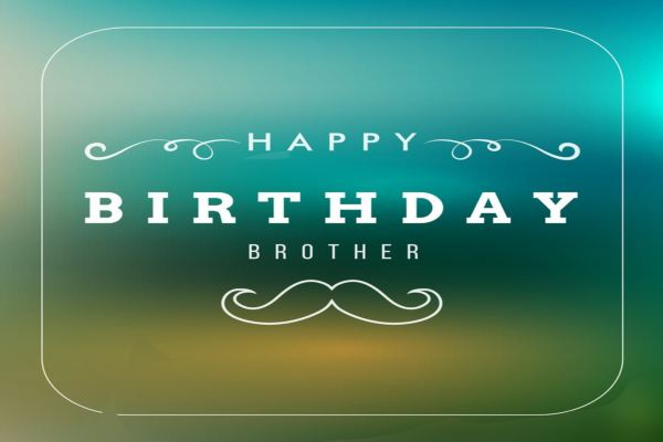 Happy Birthday Wishes For Brother In Hindi SMS Messages Shayari WhatsApp