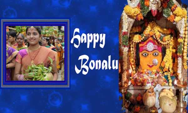 Happy Bonalu Hd Images