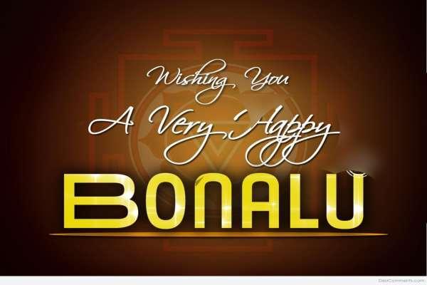 Happy Bonalu Pics