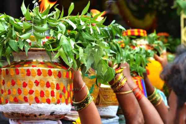 Happy Bonalu Wishes Images HD