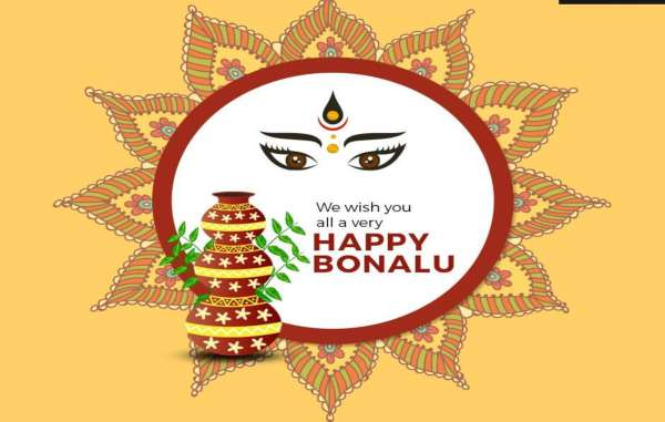 Happy Bonalu Wishes in Telugu