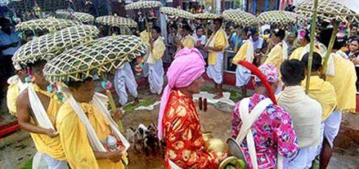Happy Kharchi puja pictures
