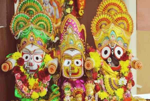 Happy Rath Yatra Image