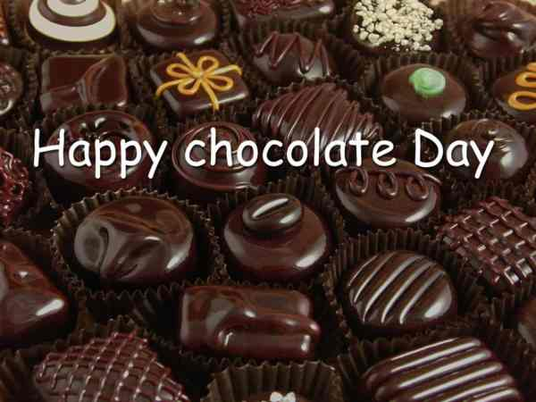 happy world chocolate day images