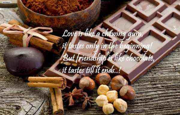 Happy World Chocolate Day Status